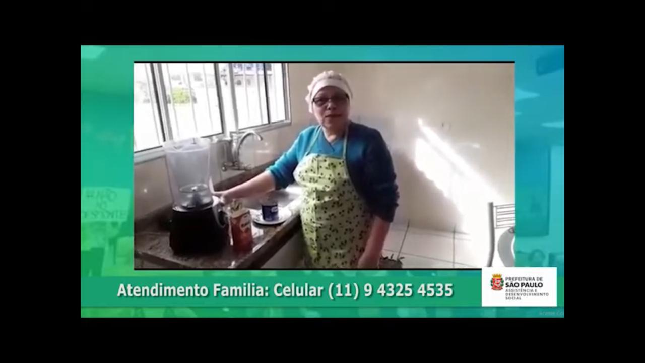 CCA - Broto Cidadão - Culinária
